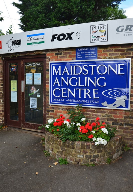 Maidstone fishing